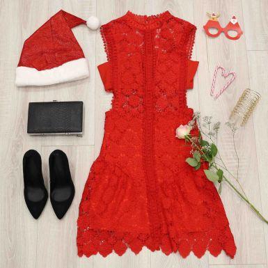 robe-maria-clara-rouge-908615