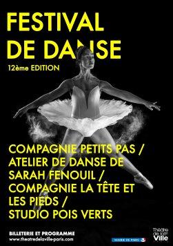 2eme affiche de danse