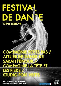 3eme affiche de danse